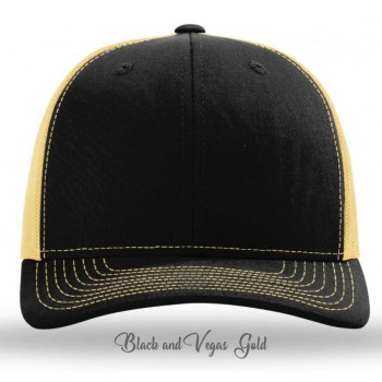 Black/Vegas Gold