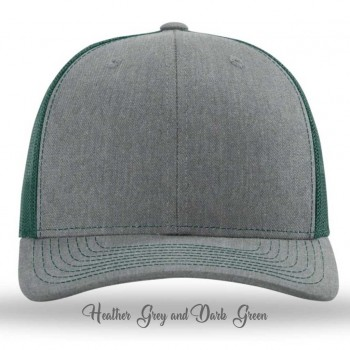 Heather Grey/Dark Green