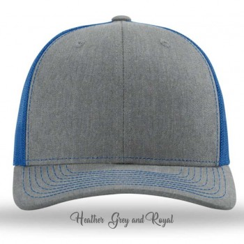 Heather Grey/Royal