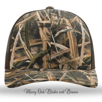 Mossy Oak Blades/Brown