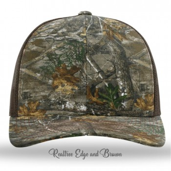 Realtree Edge/Brown