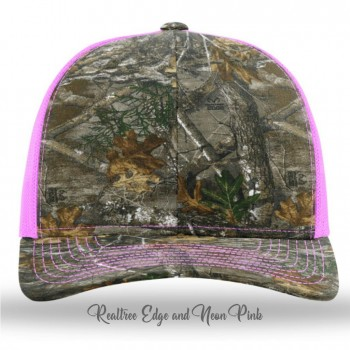 Realtree Edge/Neon Pink