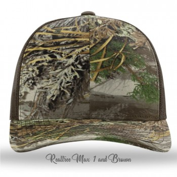 Realtree Max 1/Brown