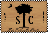 The Palmetto State Stamp